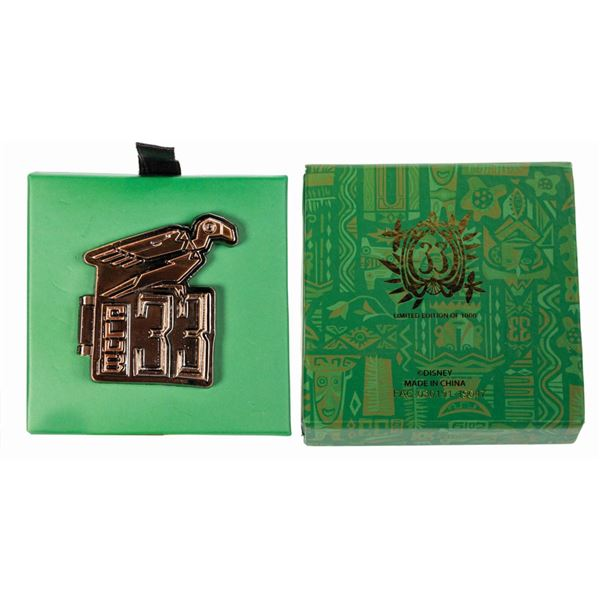 Club 33 Tiki Takeover Limited Edition Pin.