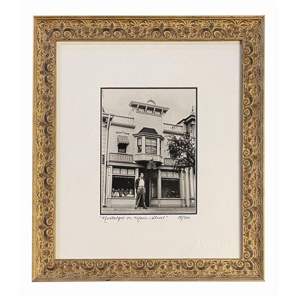 Nostalgic on Main Street Limited Edition Photo.