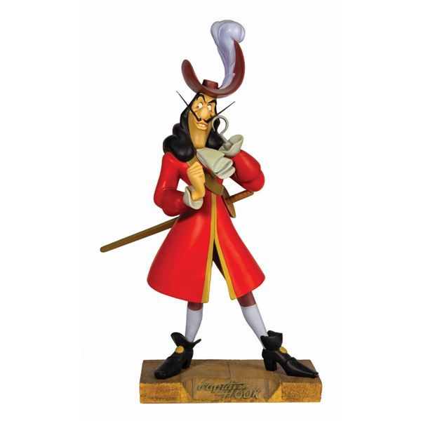 Captain Hook Big Fig Statue.
