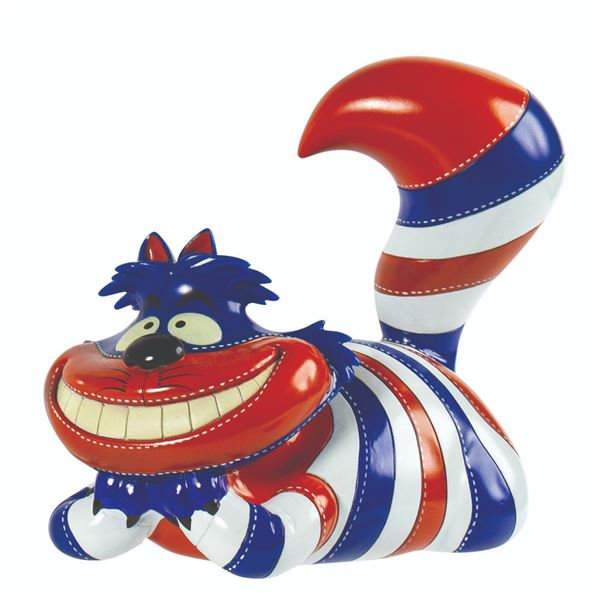 Alice in Wonderland Hip Hop Cheshire Cat Figure.