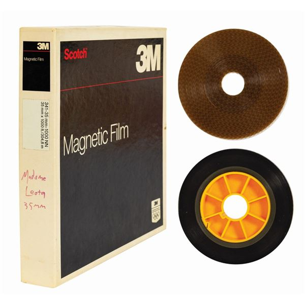 Haunted Mansion Madame Leota Film and Attraction Audio.