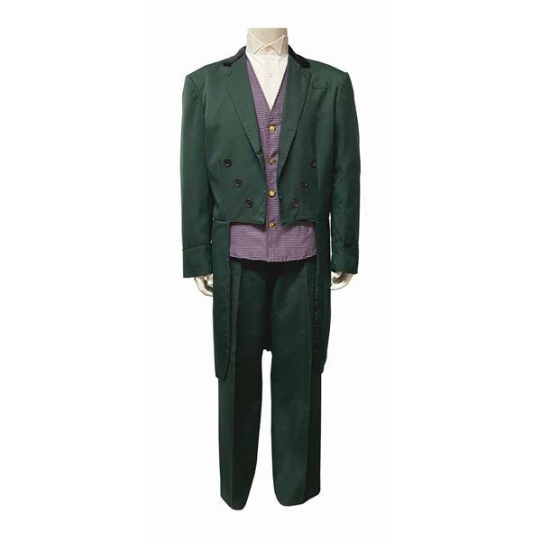 Haunted Mansion Men's Cast Member Costume.