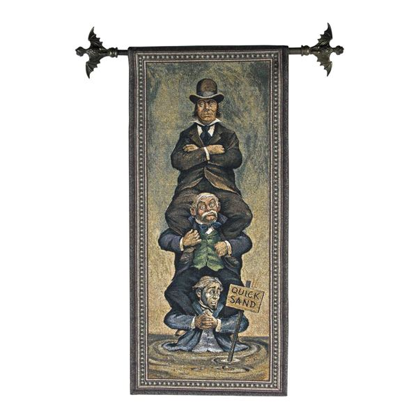 Haunted Mansion Limited Edition Tapestry.