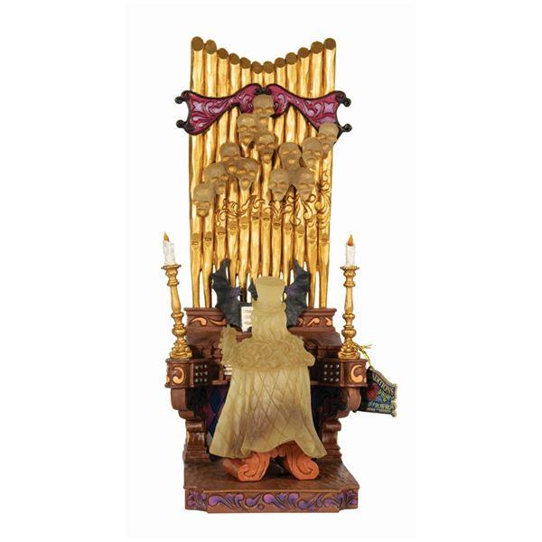 Haunted Mansion Organ Player II Figurine.