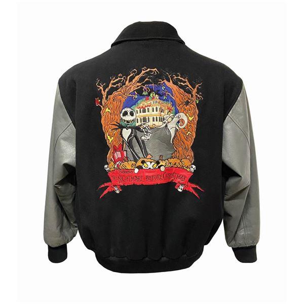 Nightmare Before Christmas Haunted Mansion Jacket.