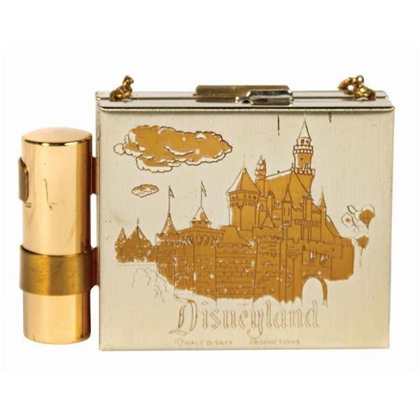 Sleeping Beauty Castle Disneyland Compact.