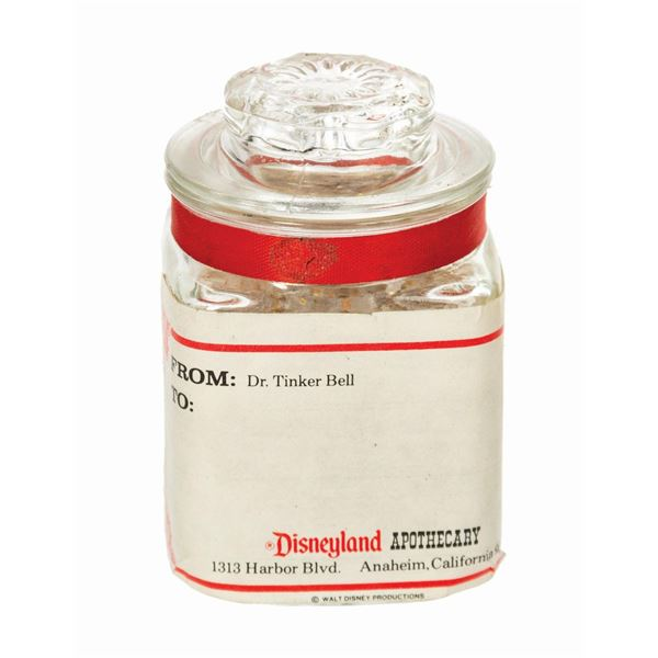 Dr. Tinker Bell Prescription Pixie Dust.