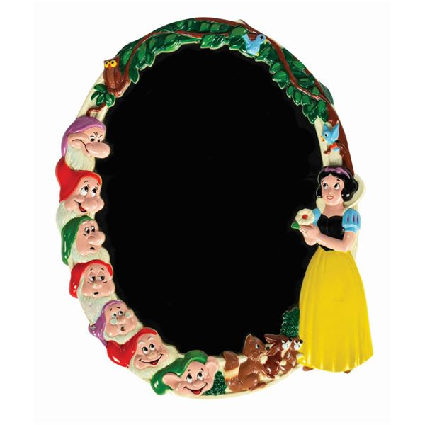 Snow White and the Seven Dwarfs Mirror.