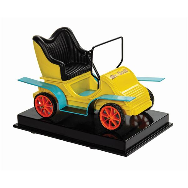 Mr. Toad's Wild Ride Attraction Vehicle Replica.