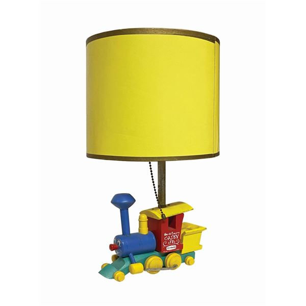 Casey Jr. Lamp.