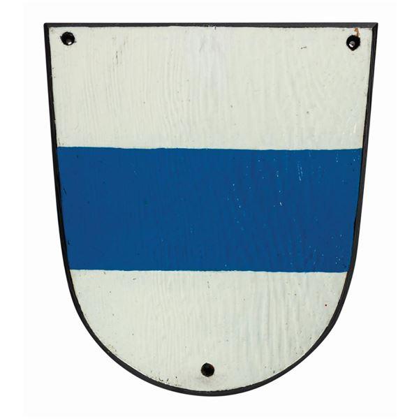 Matterhorn Coat of Arms Entryway Plaque.