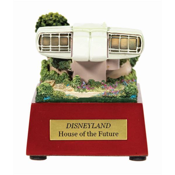 Olszewski House of the Future Miniature Model.