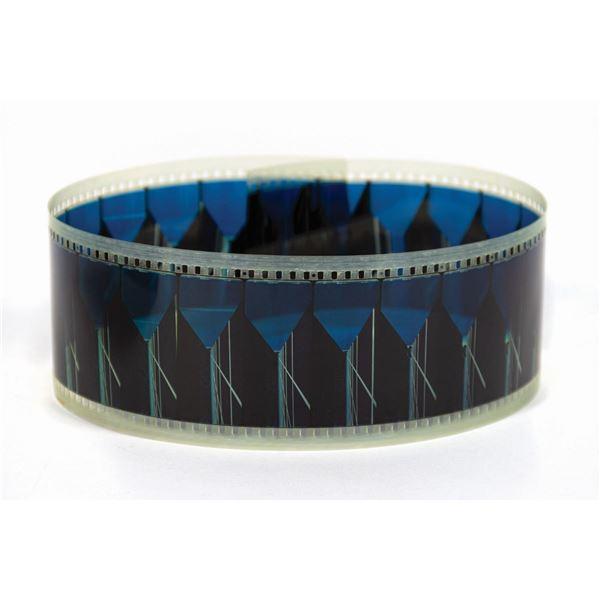 PeopleMover Thru the World of Tron 70mm Film Strip.