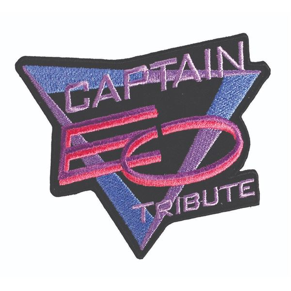 Captain EO Tribute Cast Member Costume Patch.