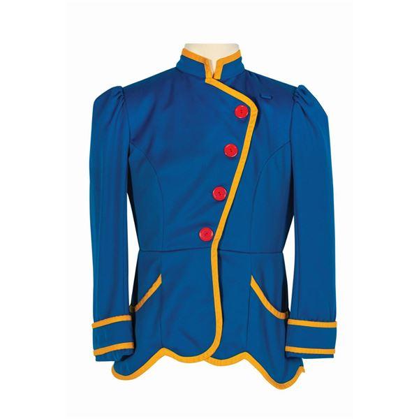 Toontown Female Cast Member Jacket.