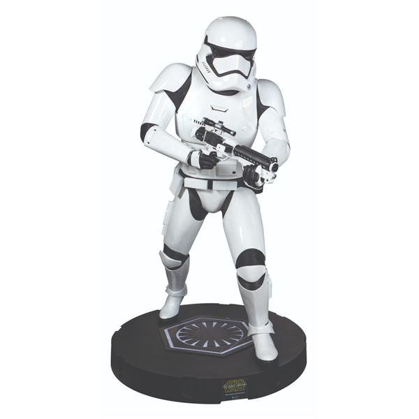 Stormtrooper Life-Size Display.