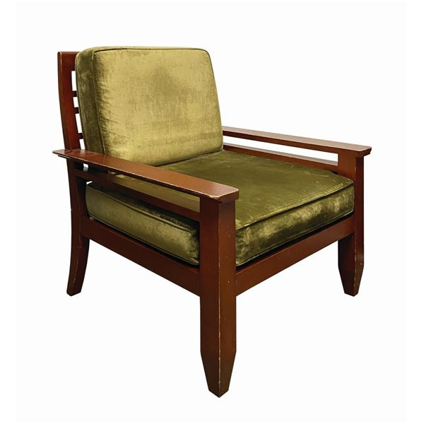 Grand Californian Hotel Lobby Chair.