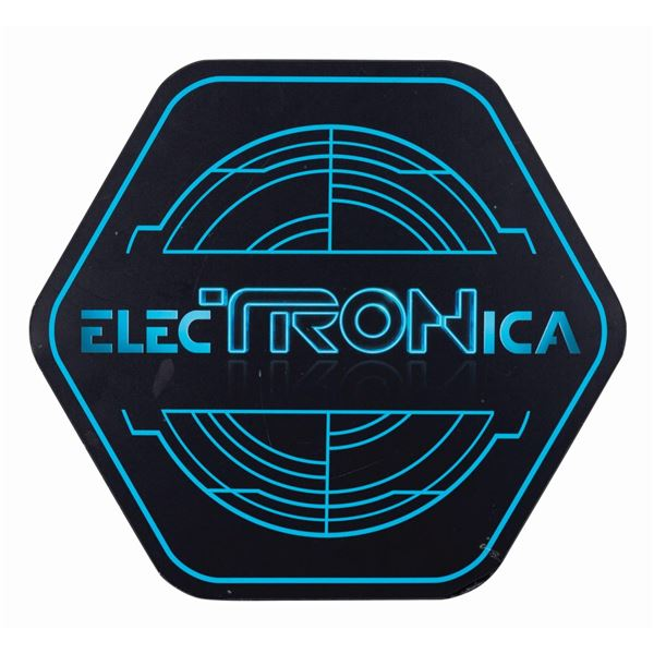 ElecTRONica Event Sign.