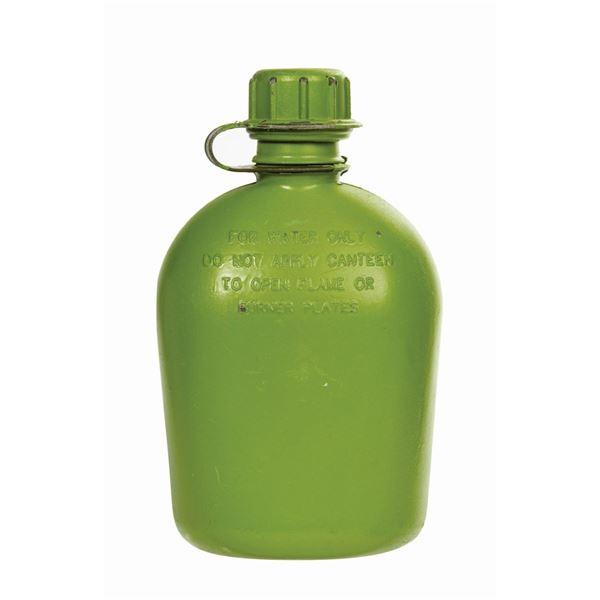Green Army Man Prop Canteen.