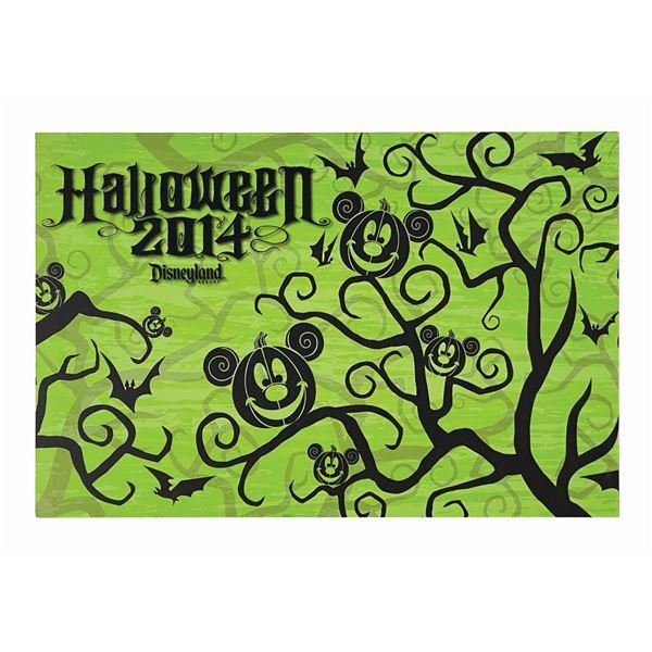 Halloween 2014 Merchandising Sign.