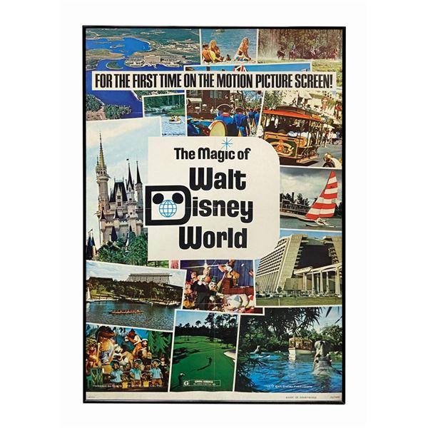 Magic of Walt Disney World 1-Sheet Poster.