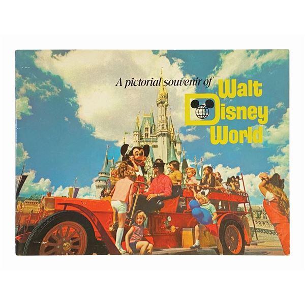 A Pictorial Souvenir of Walt Disney World.