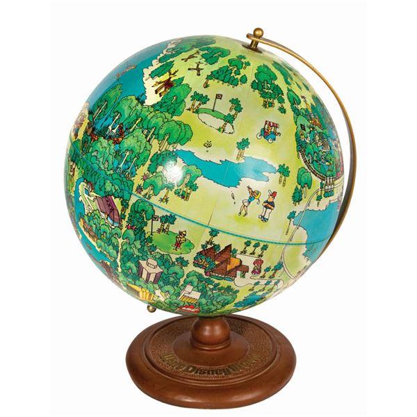 Walt Disney World Globe.