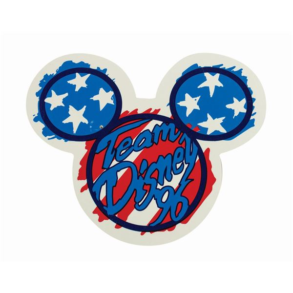 Team Disney '96 Sign.
