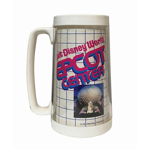 Epcot Center Thermo-Serv Mug.