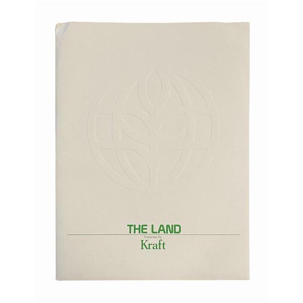 The Land Pavilion Grand Opening Press Kit.