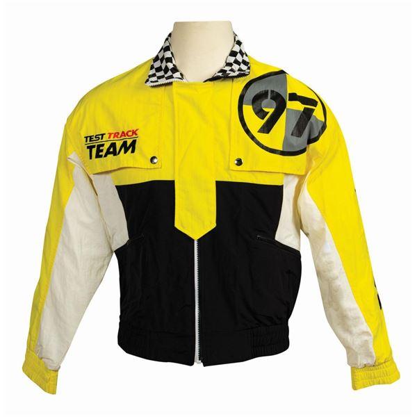 Test Track Imagineering Jacket.