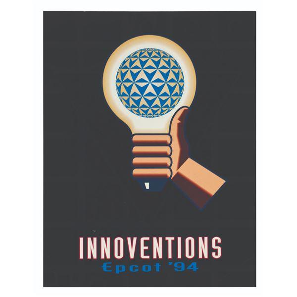 Innoventions Imagineering Team Credits Brochure.