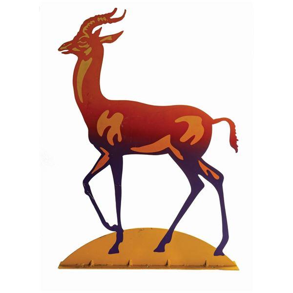 Disney's Animal Kingdom Gazelle Display Prop.