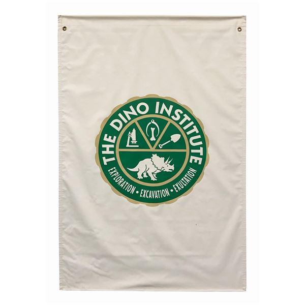 Animal Kingdom The Dino Institute Banner.
