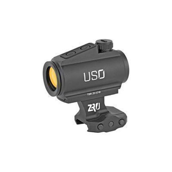 US OPTICS TSR-1X W/ ZRO DELTA QD MNT