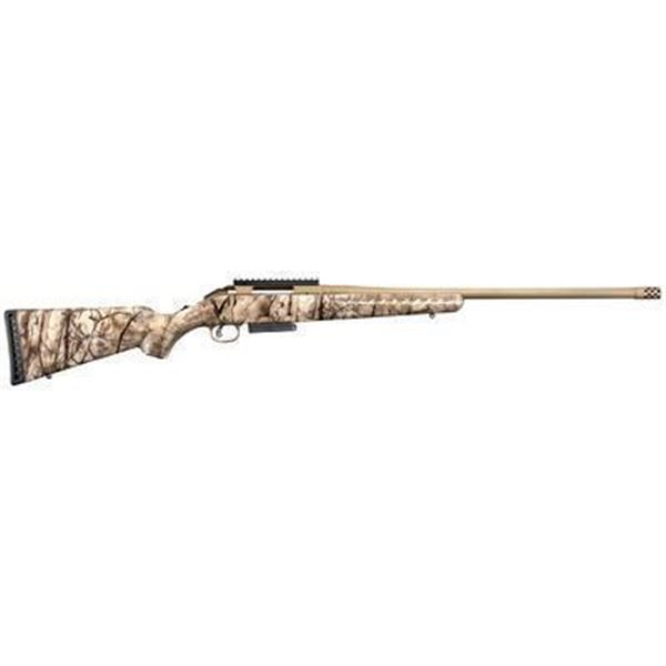 """RUGER AMERICAN 450BSH 22"""" GWC 3RD"""