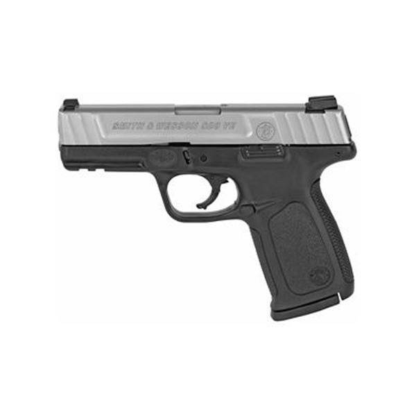 """S& W SD9VE 9MM 4"""" 16RD DT FS 2MAGS"""