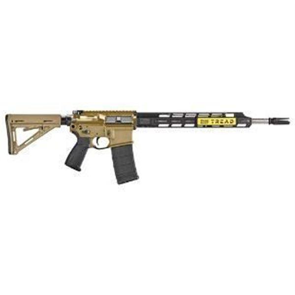 """SIG M400 TREAD 5.56 NATO 16"""" MLOK SNAKE BITE FDE"""
