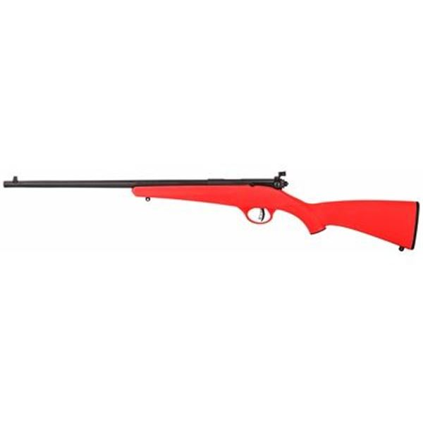 "SAV RASCAL 22LR 16 1/8"" RED"