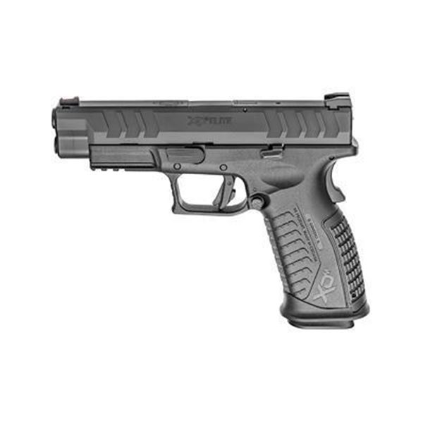 "SPRGFLD XDM ELITE 9MM 4.5"" BLK 20RD"