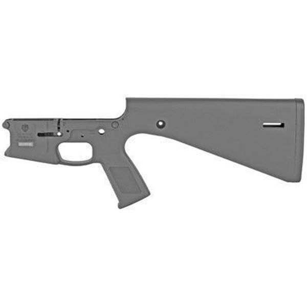 KE ARMS KP-15 POLY LOWER STRIPPED BK