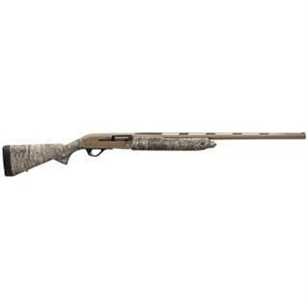 "WIN SX4 HYBRID HUNTER 12GA 28"" FDE TIMBER"