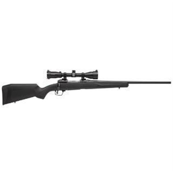 "SAV 110 ENGAGE HUNTER XP 300WIN 24"" BLK 3-9X40"