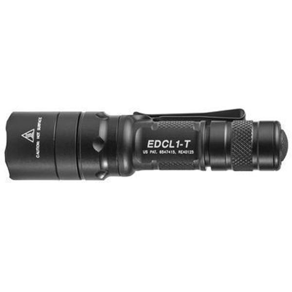 SUREFIRE EDCL1 TAC BLK 5/500 LUM