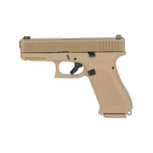 GLOCK 19X 9MM 19RD GNS 3 MAGS