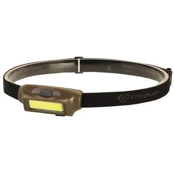 STRMLGHT BANDIT HL USB COY GRN LED