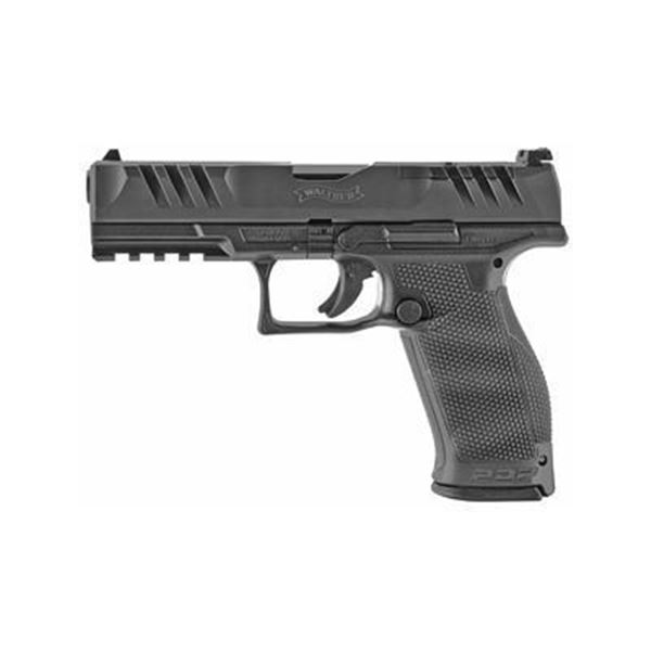 "WAL PDP FS 9MM 4"" 18RD OPTIC RDY BLK RSR STOCK #: WA2851237"