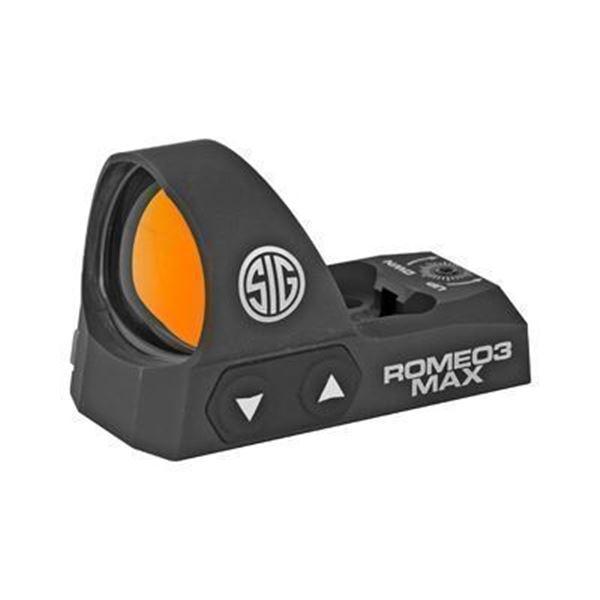 SIG ROMEO3 MAX REFLEX SIGHT 6MOA BLK