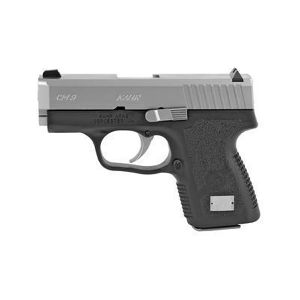 """KAHR CM9 9MM 3"""" MSTS POLY 6RD"""