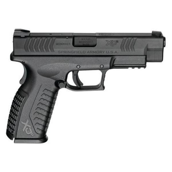 Springfield Armory 9mm 4.5 Black